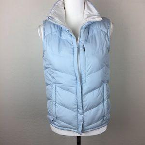 Columbia down vest